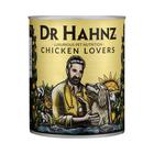 Dr Hahnz Dog Food Chicken 830g