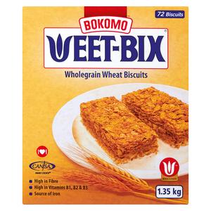 Bokomo Weetbix Family Pack 1.35kg