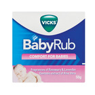 Vicks Vapoursing Ointment Baby Rub 50g