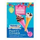 Hermes Party Cones 24s