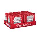 Budweiser CAN 410ml x 24