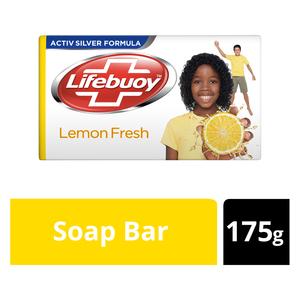 Lifebuoy Germ Protection Lemon Fresh Soap Bar 175g