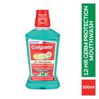 Colgate Total 12 Multibenefit Mouthwash, Spearmint Burst 500ml