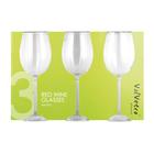 Valvetro Red Wine Glasses 415ml 4ea