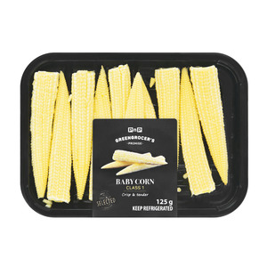 PnP Mini Corn 125g