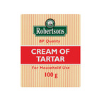 Robertsons Cream of Tartar 100g