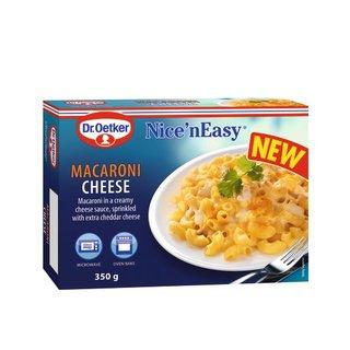 Dr Oetker Nice N Easy Mac & Cheese 350g