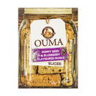 Ouma Rusks Sliced Poppy Seed & Blueberry 450g