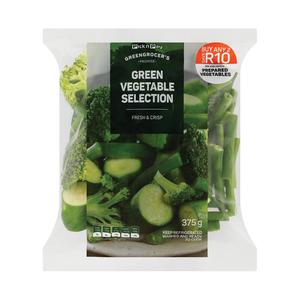 PnP Green Vegetable Selection 325g