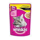 Whiskas Sen Pouch Chck In Gravy 85g