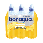 Bonaqua Pump Still Lemon Flavoured Drink 750ml x 6
