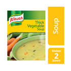 Knorr Packet Soup Thick Vegetable 50g x 10