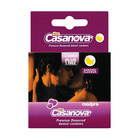 Casanova Banana Condoms 4ea