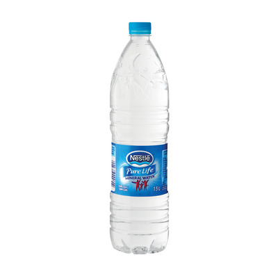 Nestle Pure Life Still Mineral Water 1 5l | each | Unit of Measure