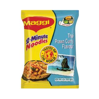 Maggi 2-Minute Noodles Thai Prawn Curry Flavour 73g