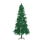 Santa's Village Tree Pine Green 1.8m