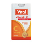 Vital Chewable Cherry Vitamin C Tablets 100ea