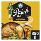 RAJAH CURRY POWDER MEDIUM 350GR