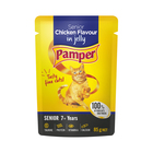 Purina Friskies Chicken In Jelly For S Enior Cats 85g
