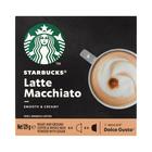 Starbucks Latte Macchiato by Nescafe Dolce Gusto Coffee Pods 12s