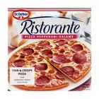 Ristorante Pepperoni & Salami Pizza 320g