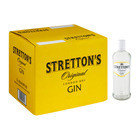 Stretton's London Dry Gin 750ml x 12