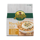 JUNGLE MUESLI NUTS & SEEDS 400GR