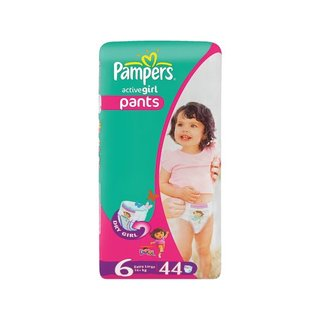 Pampers Active Baby Pants XL Jumbo Pack 44s x 2