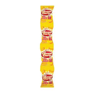 Willards Cheese Curls Strip 14g 4ea