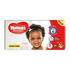 Huggies Dry Comfort Nappies Size 5 Jumbo 56's