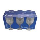 Valvetro Wine Glasses 340ml 6s