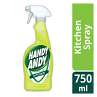 Handy Andy Trigger Kitchen Cleaner 750ml