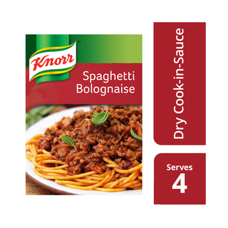 Knorr Cook In Sauce Spaghetti Bolognaise 48g