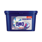 Omo Auto 3in1 washing capsules 17's
