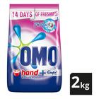 OMO Hand Washing Powder with Comfort 2kg