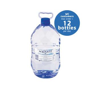 Aquartz Still Mineral Water 5l x 4