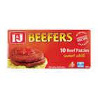 I&J Beefers Patti Sweet Chilli 500g