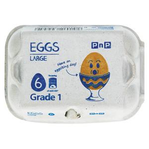 PnP Large Eggs 6s
