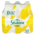Savanna Non-Alcoholic Lemon NRB 330ml x 6