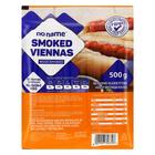 No Name Smoked Viennas 500g
