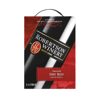 Robertson Smooth Dry Red  3 l