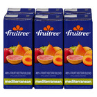 Fruitree 40% Mediterranean Fruit Nectar Blend 200ml x 6