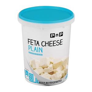 PnP Plain Feta Cheese 400g