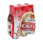 Castle Lager Bottle 340ml x 6