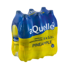 Aquelle Pineapple Sparkling Flavoured Drink 1.5l x 6