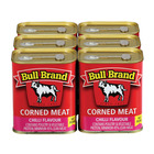 Bull Brand Corned Meat Chilli 300g x 6