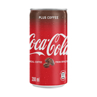 Coca-Cola Plus Coffee 200ml x 4