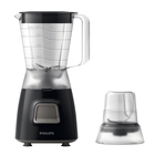 Philips Jug Blender With Mill Blender Black