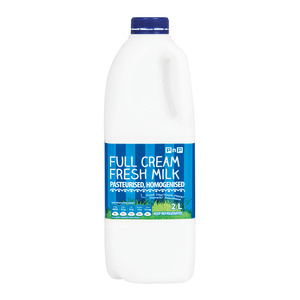 PnP Full Cream Fresh Milk 2l