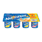 Danone Nutriday Smooth Mixed Fruit Yoghurt 8s